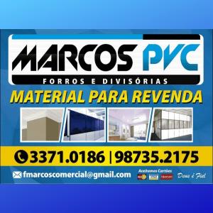 Marcos PVC – Forros e Divisórias