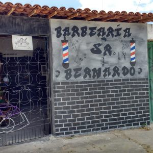 Barbearia Sr. Bernardo